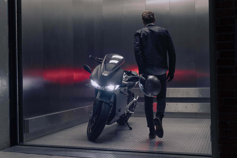 Moto eléctrica Zero SR/S 14.4 Premium (MY 2021)